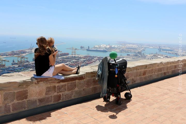 castelo montejuic Barcelona
