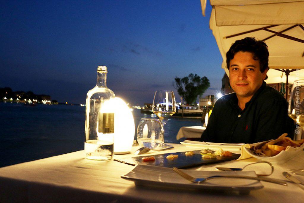 Restaurante Riviera Veneza