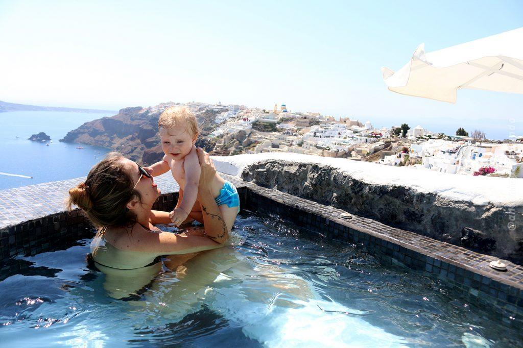 hotel Santorini Grecia