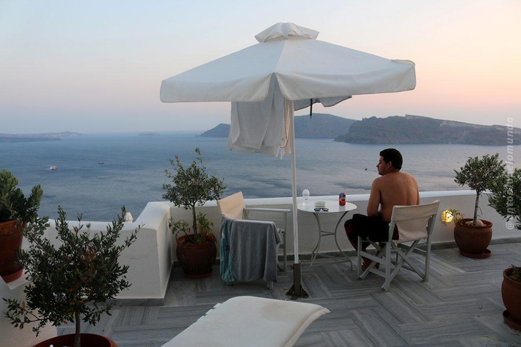 Santorini Grécia óia