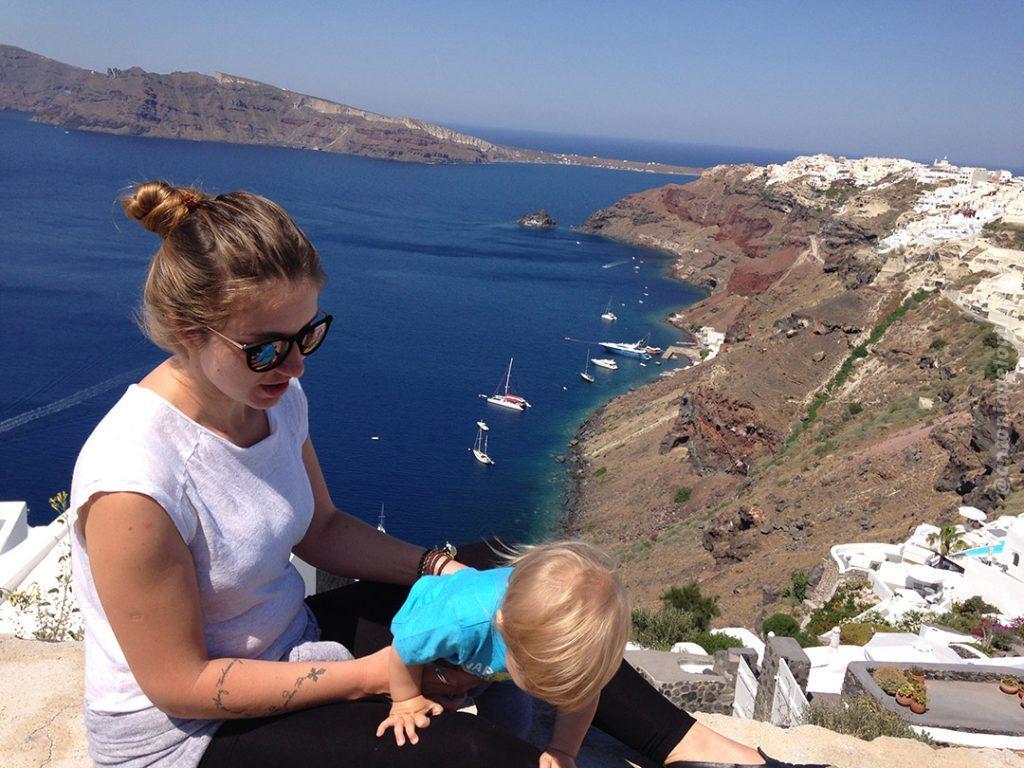 Santorini grécia