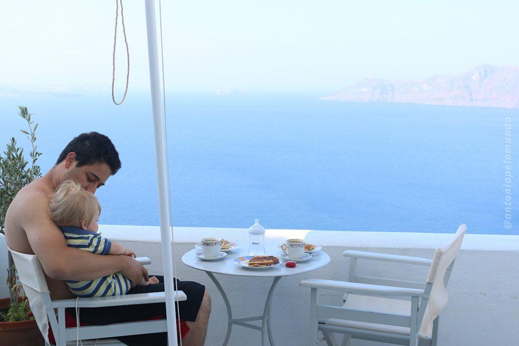 Santorini Grecia hotel