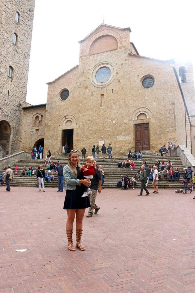 San Gimignano-toscana
