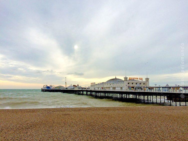 Morando em Brighton