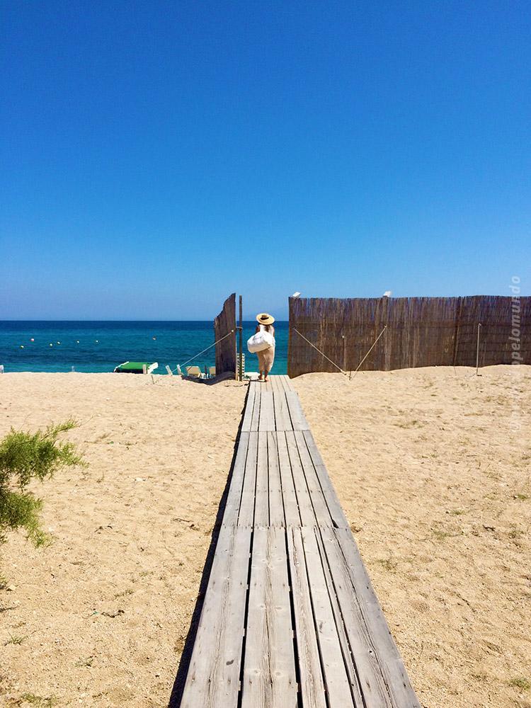 Agrari Beach em Mykonos