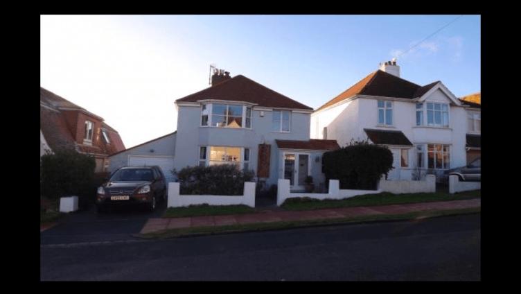 Nossa casa em Brighton