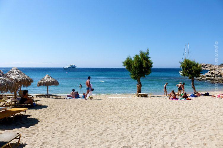 Paradise Beach rm Mykonos