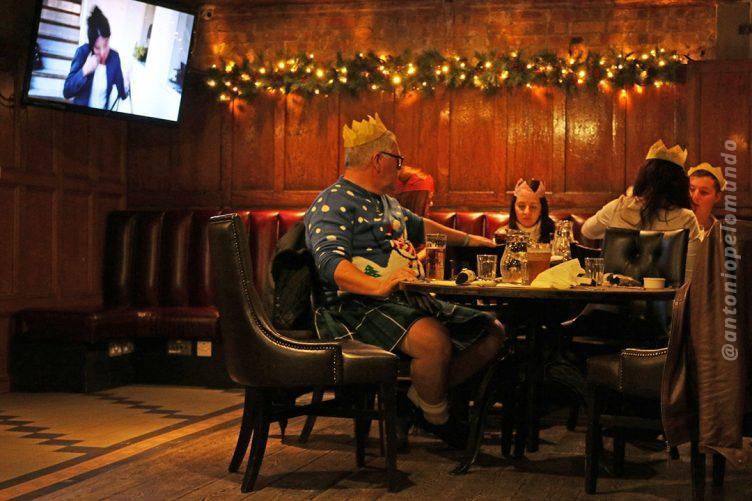 Natal em Edimburgo
