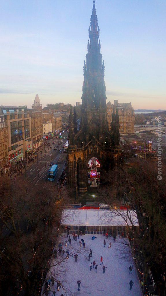 Dezembro Edimburgo