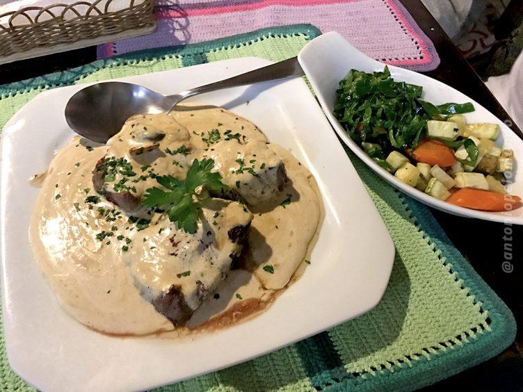 Restaurante Capim Verde em Jericoacoara