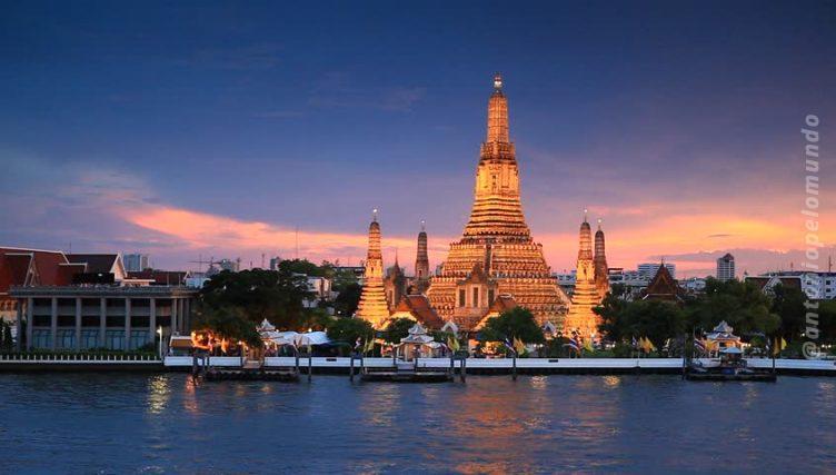 Bangkok - Foto: Banco de imagens
