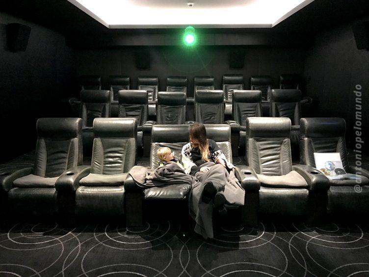 Cinema - Villa Honegg - Suíça