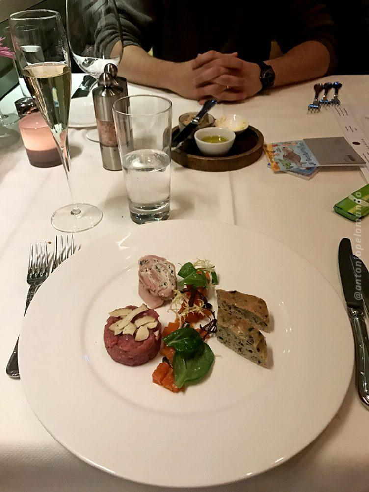 Restaurante Villa Honegg - Suíça