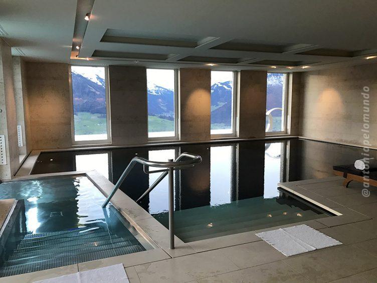 Hotel Villa Honegg - Suíça