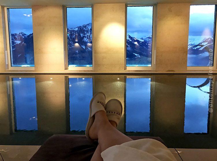 Spa Villa Honegg - Suíça