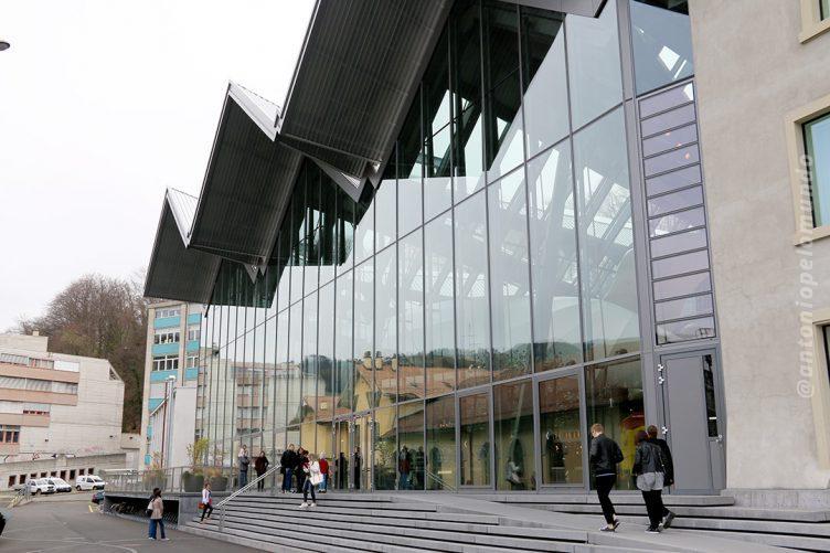 Nest - Museu da Nestlé em Vevey - Suíça.