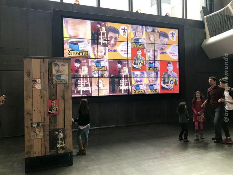 Museu da Nestlé - Nest