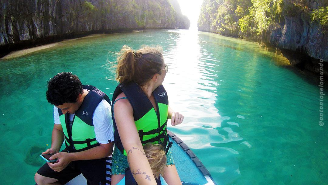 Big Lagoon - El Nido - Filipinas