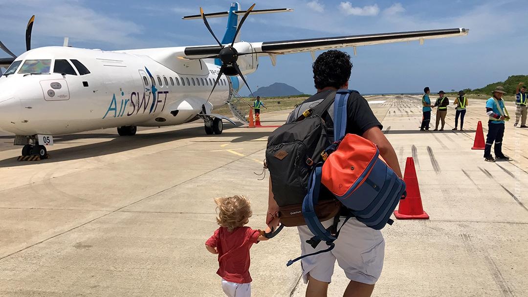 Aeroporto El Nido - AirSwift