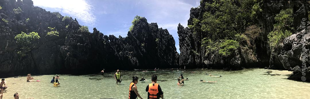 Secret Beach - El Nido