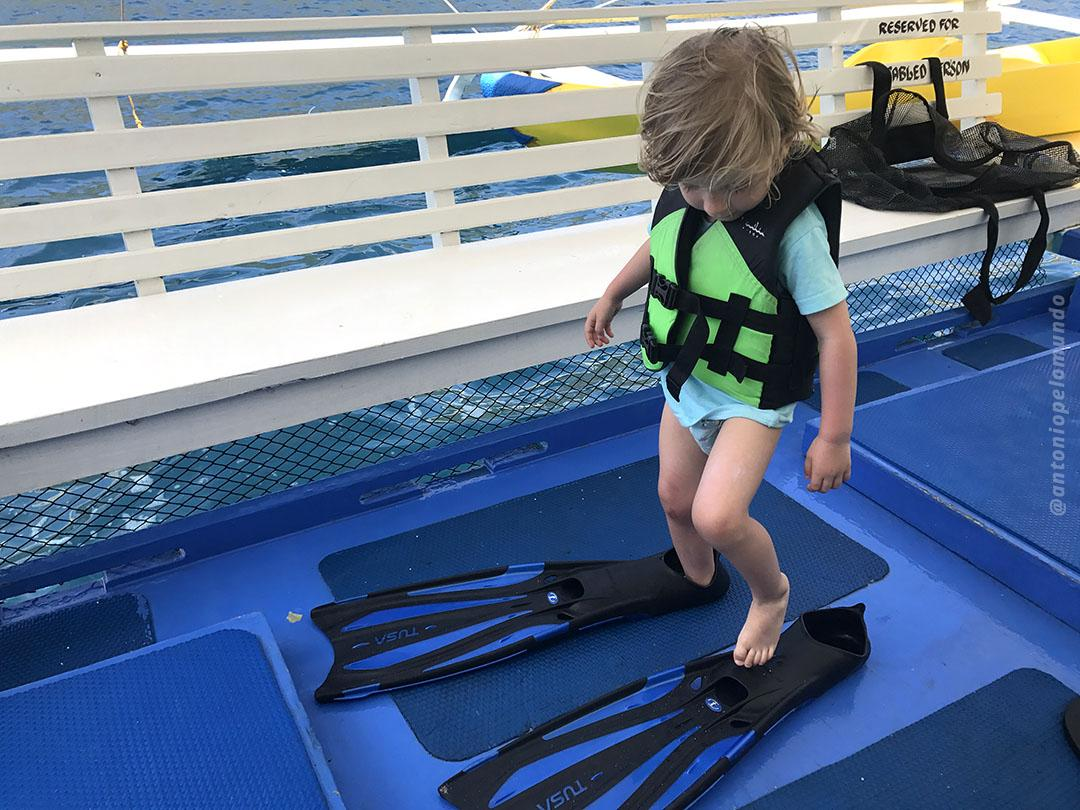 Snorkel em El Nido