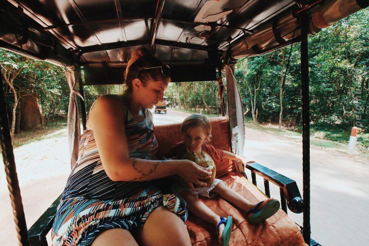 Calor no Camboja