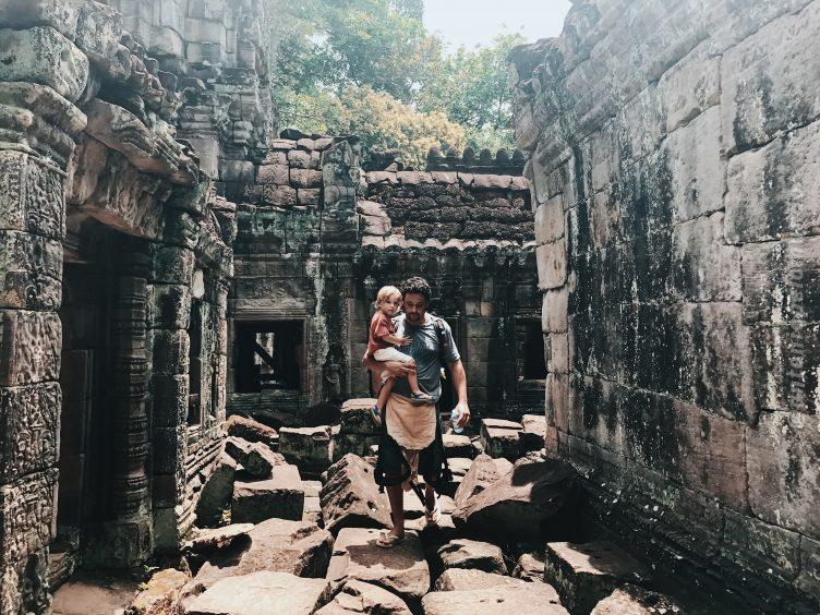 Preah Khan - Angkor