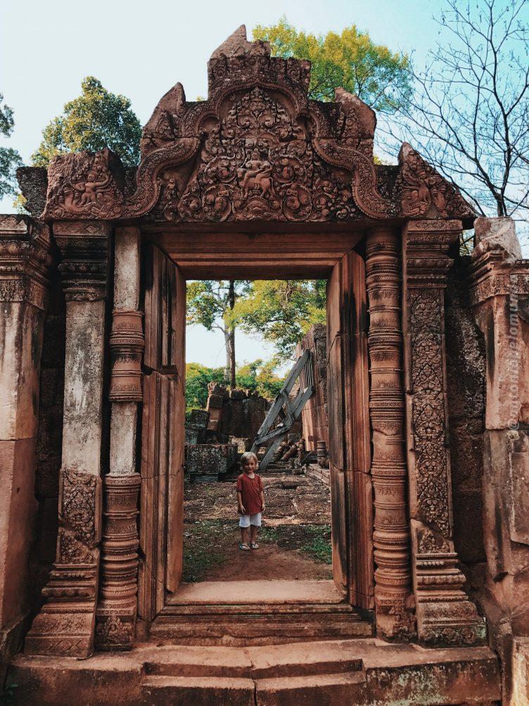 Banteay Sirey