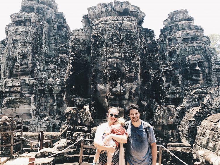 Bayon - Siem Reap