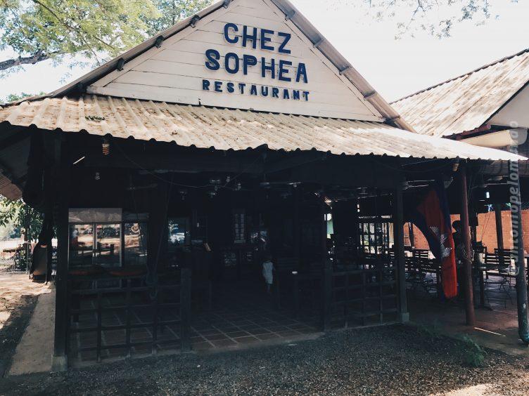 Chez Sophea em Angkor Thom