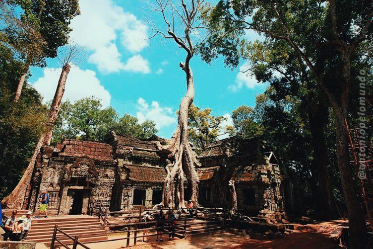 Tah Prohm - Angkor Thom