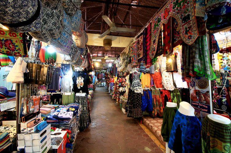 Old Market - Camboja - Siem Reap
