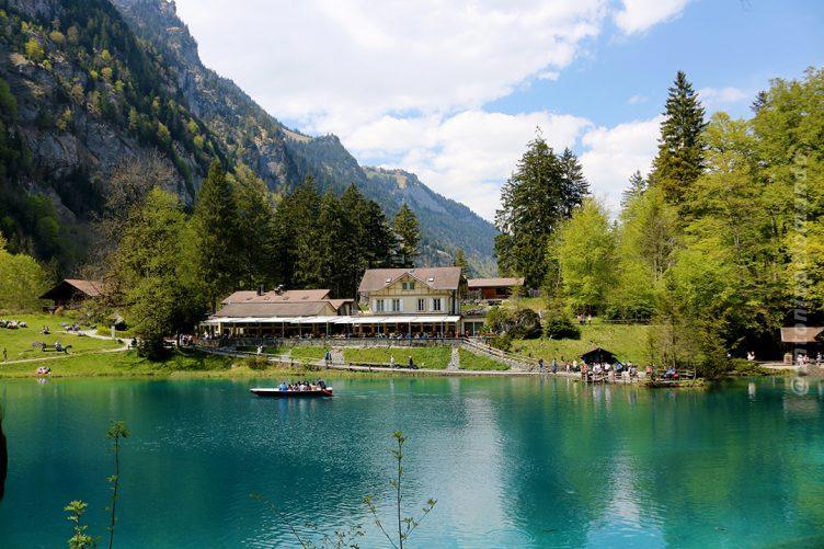 Restaurante Blausee