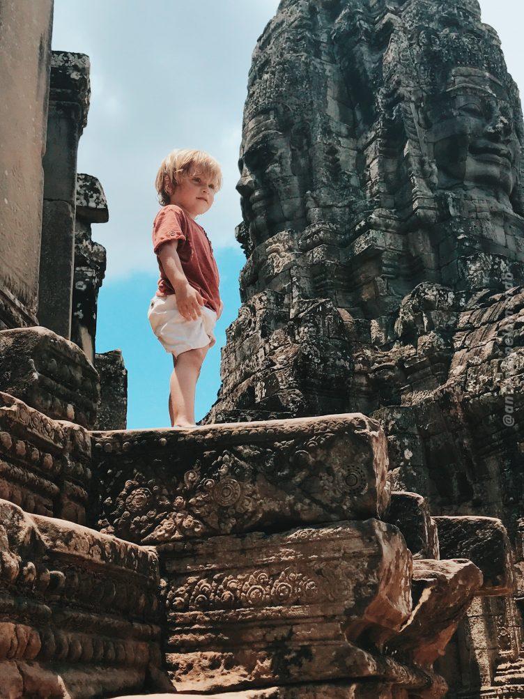 Bayon - Angkor Thom