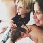 O segundo dia mais transformador da minha vida, após 48 horas em trabalho de parto, nasce o Bernardo! Leia aqui a segunda parte do meu relato de parto natural na Suíça.