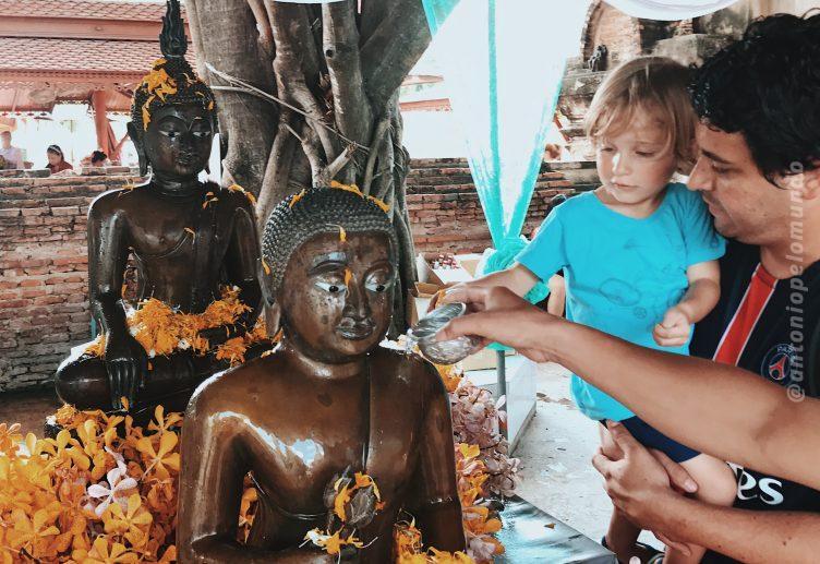 Songkran - Ano novo na Tailândia