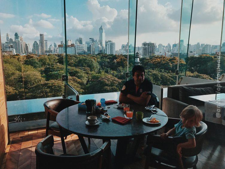 Hotel So Sofitel em Bangkok