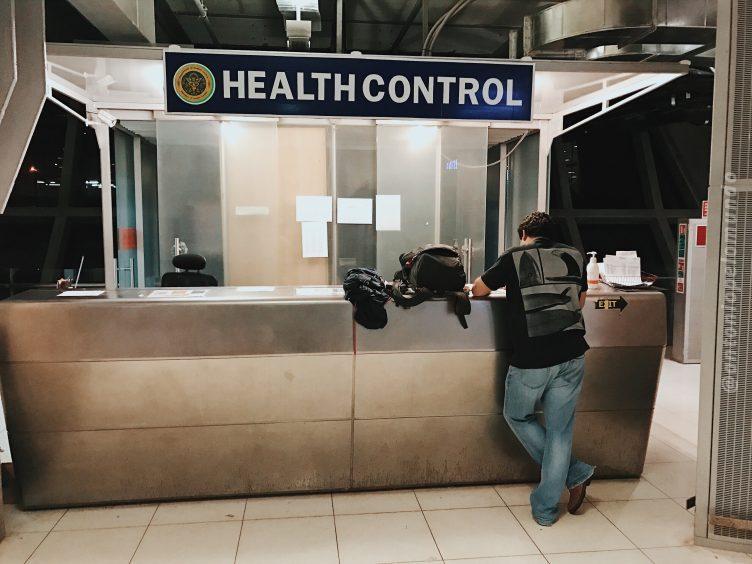 Health Control em Bangkok
