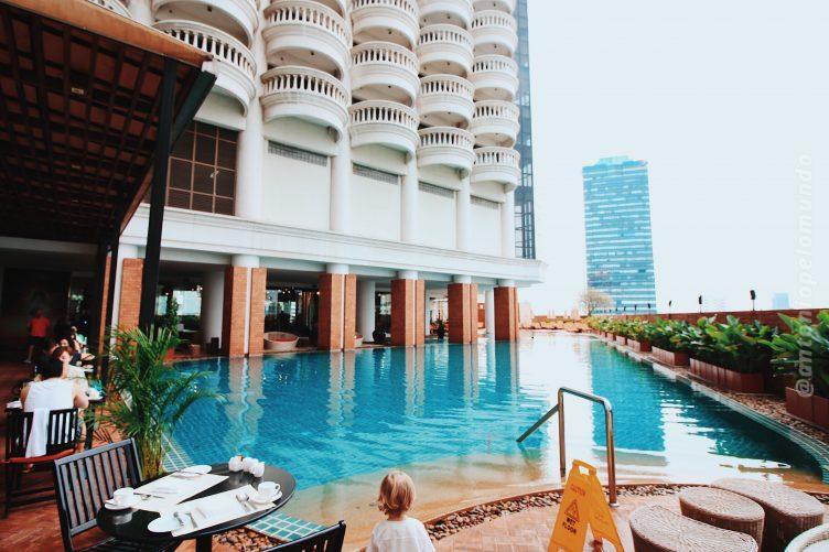 Hotel Lebua em Bangkok