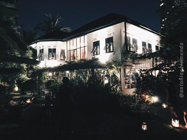 Issaya Siamese Club, restaurante em BAngkok