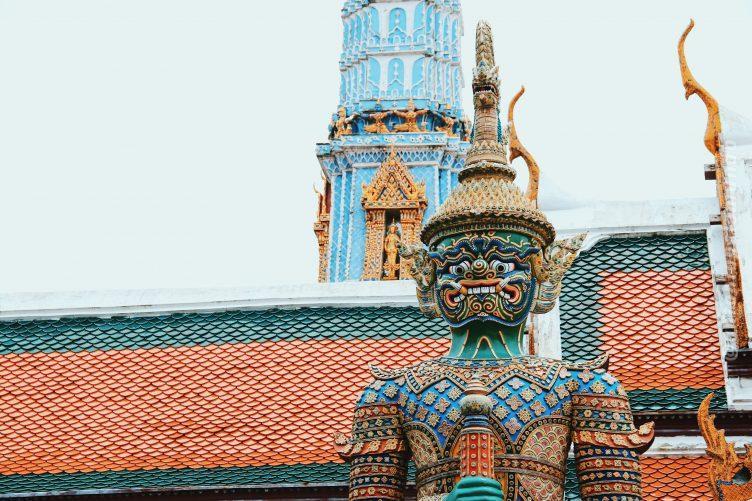 Gran Palace em Bangkok