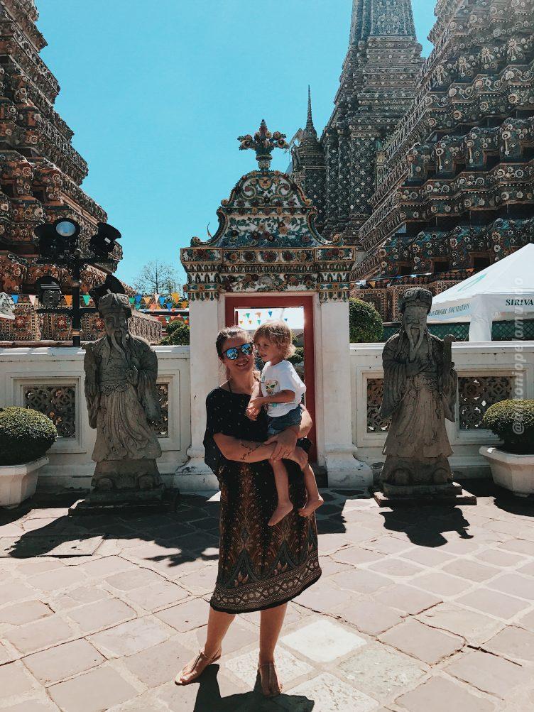 Wat Pho em Bangkok