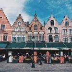 Bruges na Bélgica