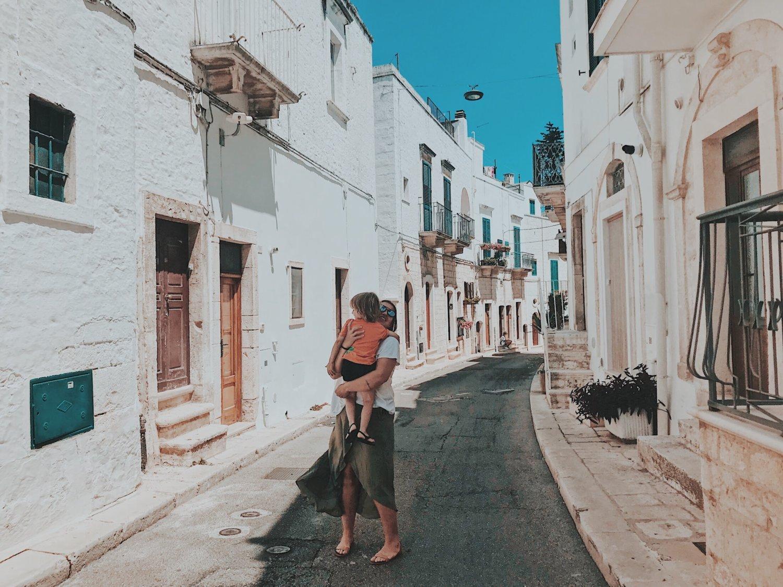 LOcorotondo na Puglia, Itália