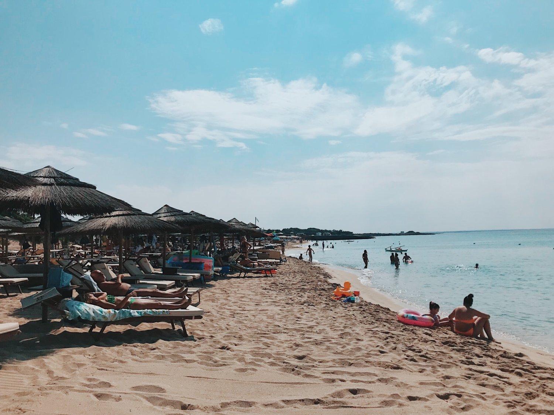 Togo Bay, Porto Cesareo