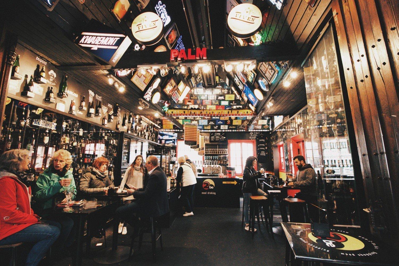 2be bar em Bruges