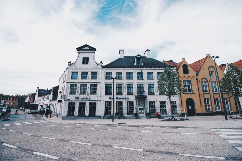 onde se hospedar em Bruges - Bélgica