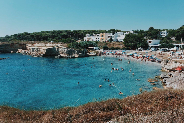 Spiaggia Torre Sant'Andrea - Puglia