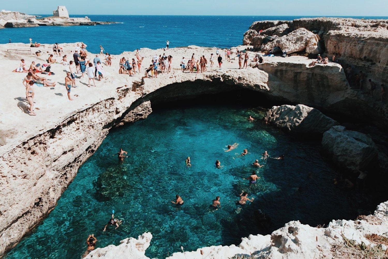 Grotta della Poesia - Puglia