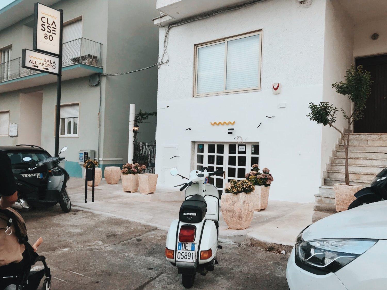 onde comer em Otranto